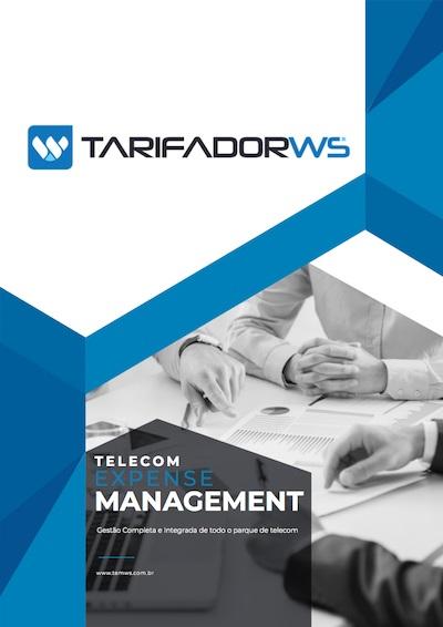 Tarifador WS - Folder